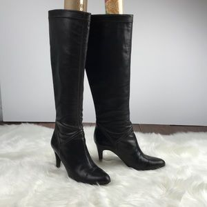 Cole Haan heeled boots